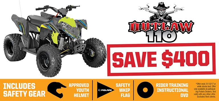 2017 Q4 Webslider_768x354_Outlaw 110_Save $400